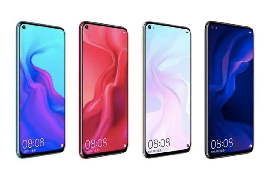 Huawei Nova 5T listed on google with 8gb ram specs leaked