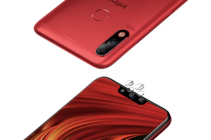 Infinix Hot 7 india launch dual selfie camera specifications price 7999
