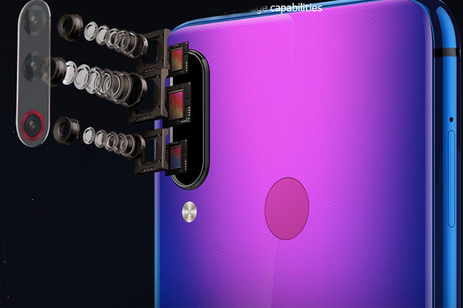 LG W india 4000mah battery triple rear camera specification