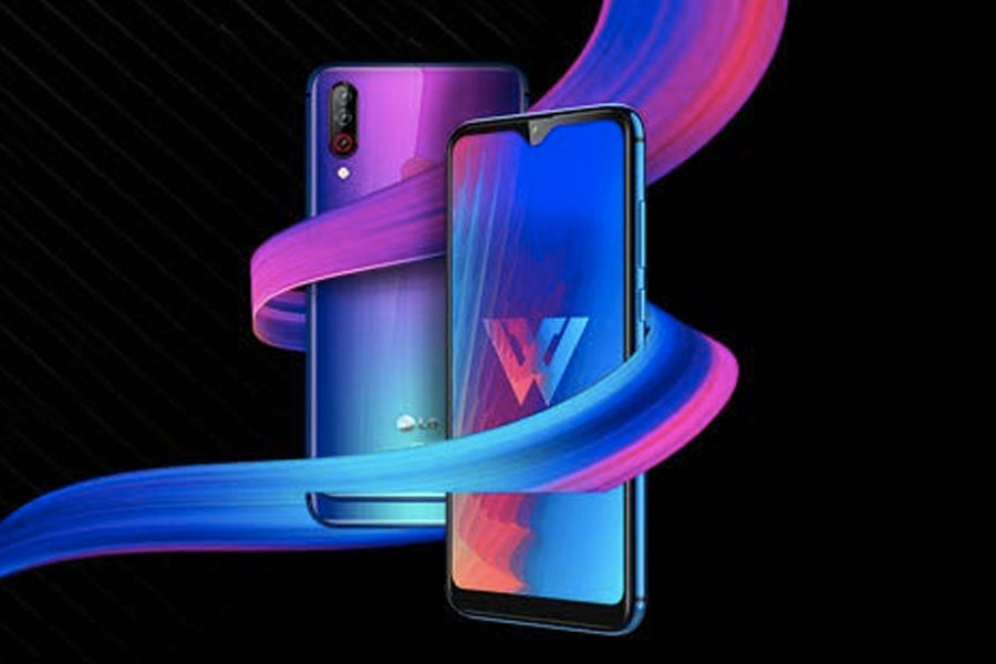 LG W10 W30 W30 pro official launch in india price specifications Samsung-Realme-Xiaomi in hindi