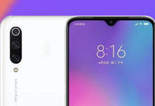 Xiaomi Mi CC 9 CC9e M1904F3BT M1906F9SC tenaa listing specifications