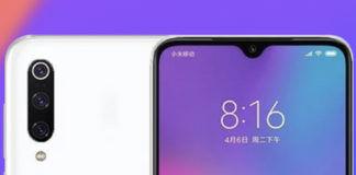 Xiaomi Mi CC 9 CC9e M1904F3BT M1906F9SC tenaa listing specifications