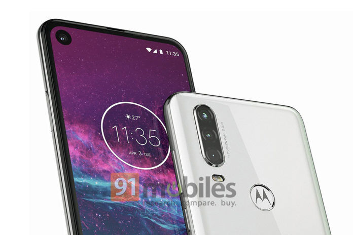 Motorola One Action launch date in india 23 august specifications price