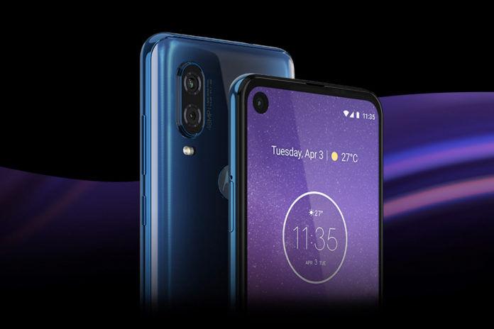 Motorola P50 launch price 6gb ram punch hole display