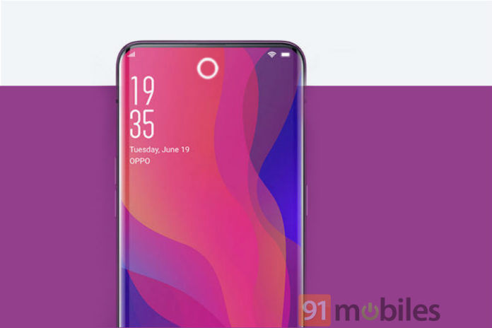 oppo under-display camera phone to launch on 26 june mwc shanghai 2019