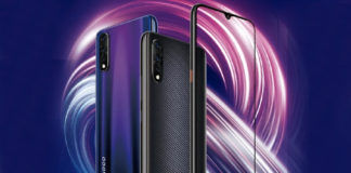 Vivo V1921A tenna listing specifications leaked