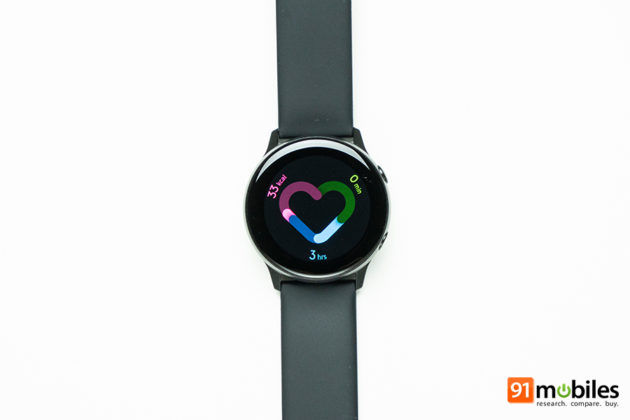 Samsung Galaxy Watch Active review in hindi