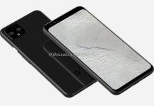 Google Pixel 4 XL 5g geekbench listing with 8gb ram snapdragon 855