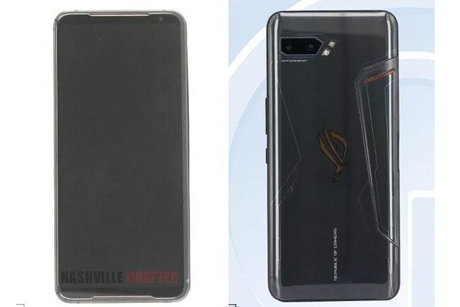 ASUS ROG Phone 2 tenaa listing specifications revealed 5800mah battery 12gb ram
