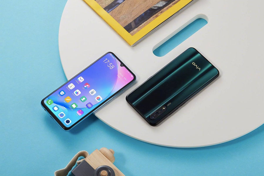 Vivo Z5 officially launched with triple rear camera specifications price