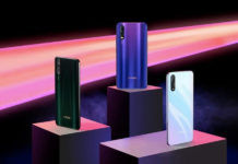 Vivo Z5 real hands on image leaked specificaitions launch date 31 july