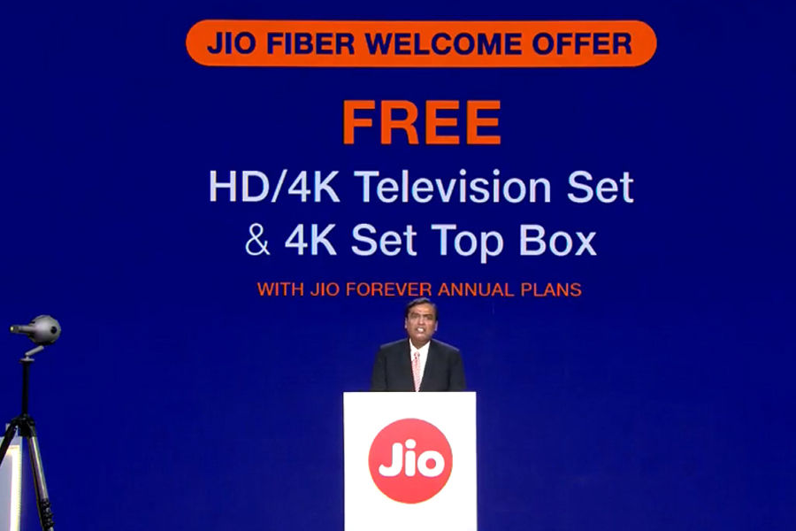 Reliance Jio Digital Setup Box know offer plan service benefit
