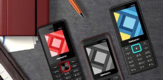 Karbonn Mobiles KX27 KX26 KX25 KX3 feature phone launched india price