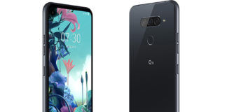 LG Q70 launch punch hole display triple rear camera specifications