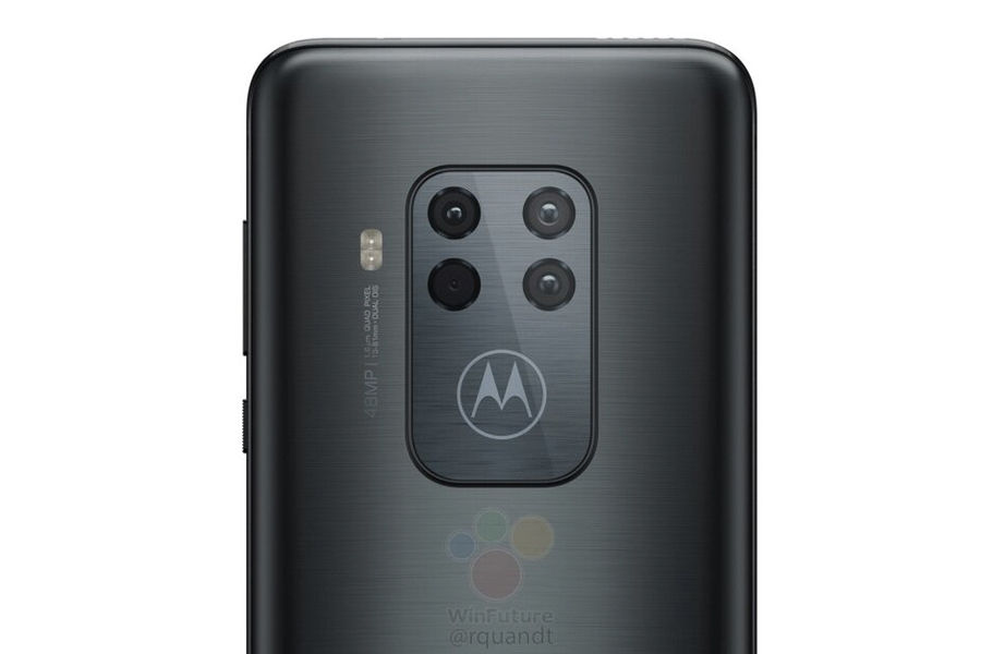 Motorola One Zoom price leaked on amazon quad rear camera 4000mah battery