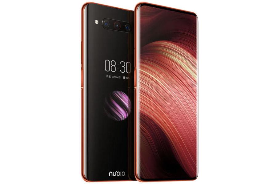 zte nubia Z20 launch with dual display triple camera 8gb ram specs price