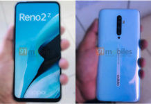 exclusive OPPO Reno 2Z real image design look leak camera specification details before launch india