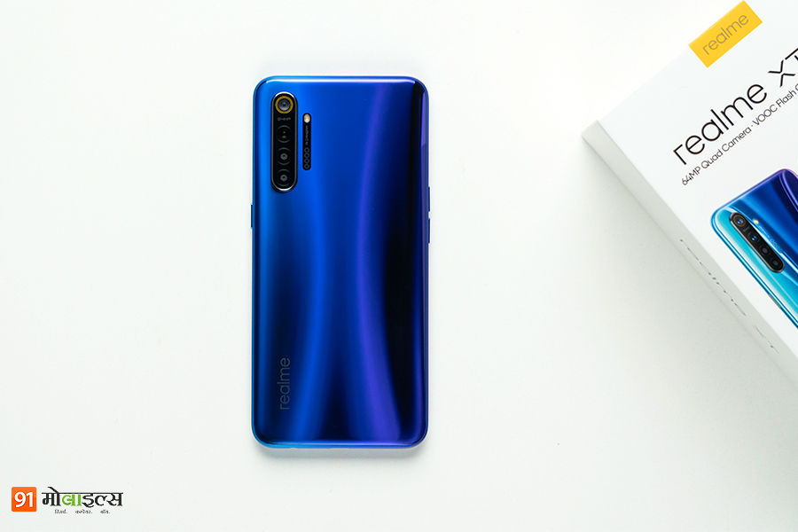 Realme XT official launched in india price features specifications sale offer 64 mp quad rear camera