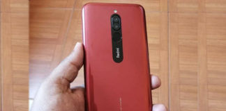 Xiaomi Redmi 8a real images leaked specifications 5000mah battery 4gb ram