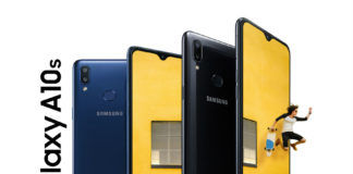 Samsung Galaxy A10s launched india price feature specificaitons