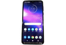 Motorola One Macro real image leaked XT2019-1