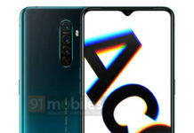 OPPO Reno Ace 12 gb ram 48mp quad rear camera snapdragon 855 chipset jd listing