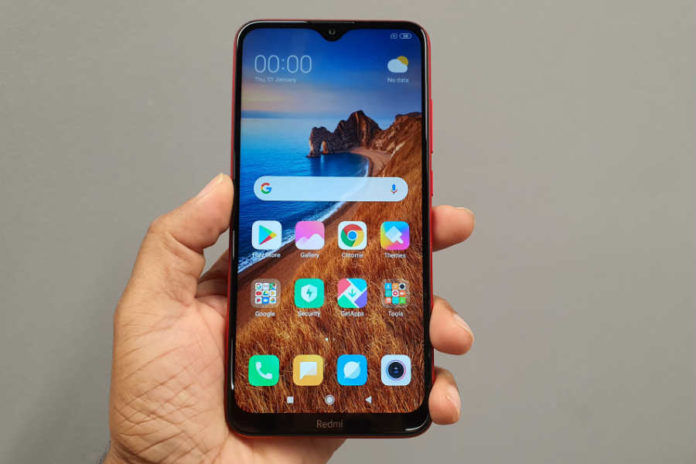 Xiaomi Redmi 8A available for open sale in india online offline retail stores flipkart price inr 6499 specification