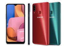 Samsung Galaxy A20s 4gb ram 64gb storage variant price cut in india sale offer availability