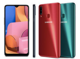 Samsung Galaxy A20s launched in india price sale variant features specifications