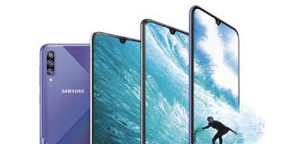 Samsung Galaxy A50s a70s price cut cashback offer in india sale
