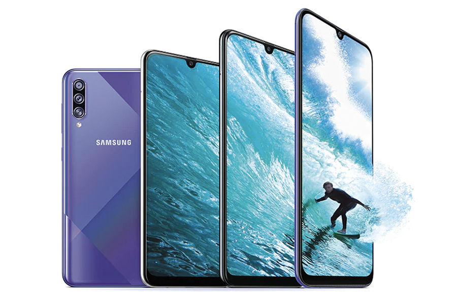 Samsung Galaxy A50s A30s launched in india features specifications price sale offer