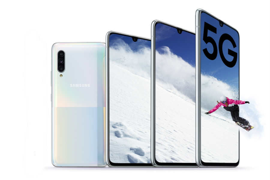 samsung galaxy a91 full specifications leaked snapdragon 855 45w charging android 10 8gb ram