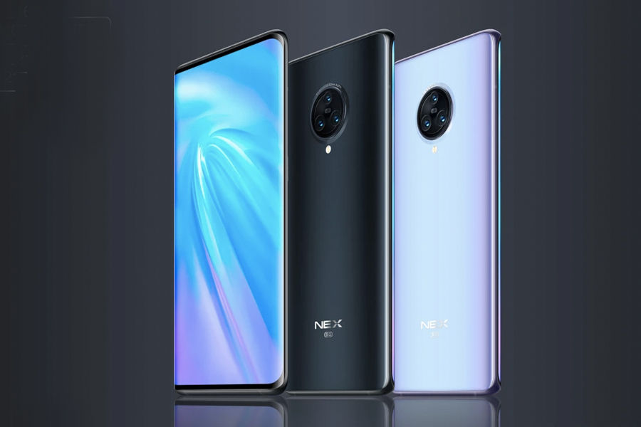 vivo NEX 3 officially launched dual pop selfie camera 5g specification