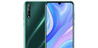 Huawei Enjoy 10S launched price features specifications