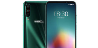 Meizu 16T launched 8gb ram snapdragon 855 chipset 4500mah battery
