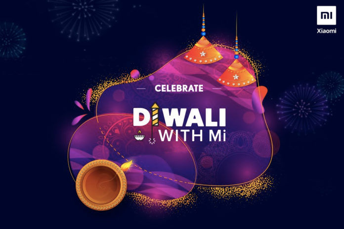 Xiaomi Diwali With Mi sale offer redmi note 8 7 pro y3 a3 k20 poco f1 india price discount