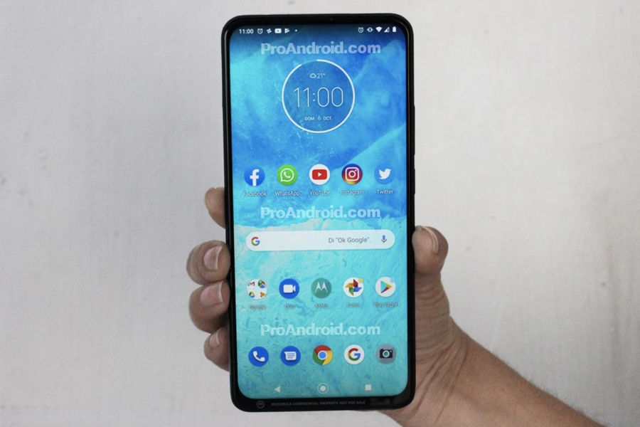 Motorola One Hyper XT2027-1 listed on fcc 4000mah battery revealed