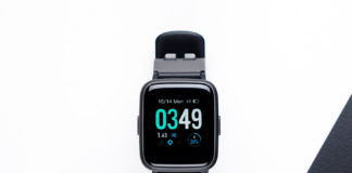 playfit sw75 smart watch wearable review in hindi