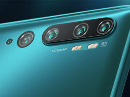 Samsung ISOCELL Bright HMX 108 megapixel camera sensor how works feature specifications Xiaomi Mi Note 10