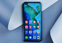 Honor V30 Lite mit listing 4900mah battery display leaked
