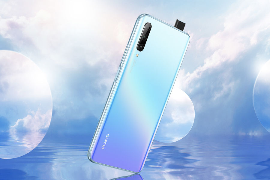 Huawei Y9s officially launched 48mp triple rear pop up camera