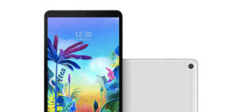 LG G Pad 5 10 1 tablet launched 8200mah battery snapdragon 821 specifications price