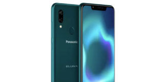 Panasonic Eluga Ray 810 launched in india 4gb ram 4000mah battery specifications price 7999 sale