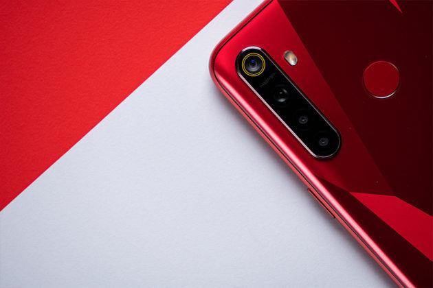 Realme 5s 48mp quad rear camera launched in india price specifications feature sale