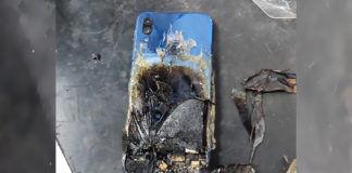 Xiaomi Redmi Note 7S caught fire in thane maharashtra india