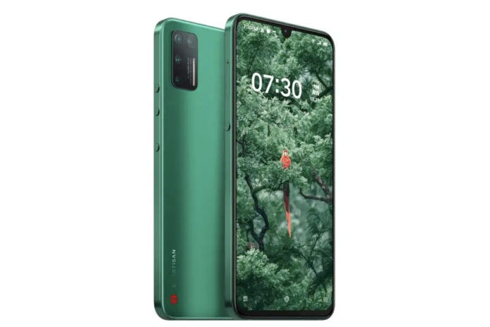 TikTok ByteDance Smartisan Jianguo Nut Pro 3 smartphone launched 12gb ram quad rear camera launched specifications price