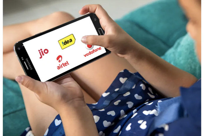 Airtel Vodafone Idea Reliance Jio bsnl new tariff plans how to port mobile number