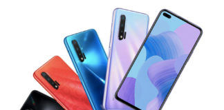 Huawei Nova 6 5g launched specifications price features