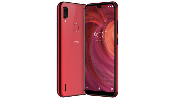 Lava Z71 launched in india price rs 6299 dual rear camera Google Assistant key