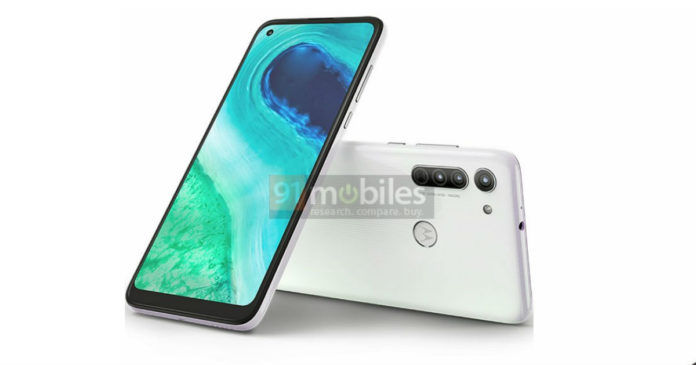 Moto G8 Power design specifications leaked punch hole display 5000mah battery snapdragon 665 chipset